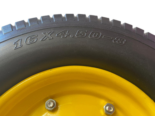 Wheel barrow wheel Flat free puncture proof High Quality