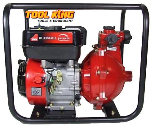 Firefighting pump twin impeller 6.5hp Petrol