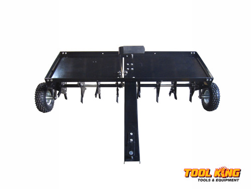 Tow behind lawn Aerator corer