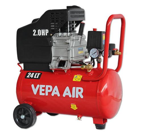 Air Compressor 24 litre direct drive VEPA