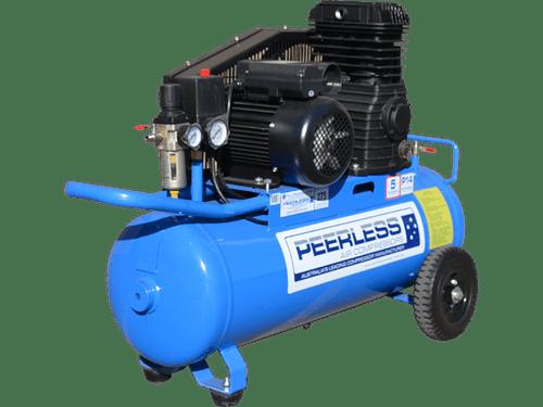 Compressor P17 Belt drive PEERLESS