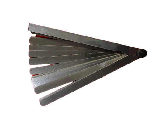 EXTRA LONG feeler Gauge set 200mm KC Tools