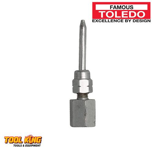 Needle nose Grease dispenser for grease guns TOLEDO 38mm