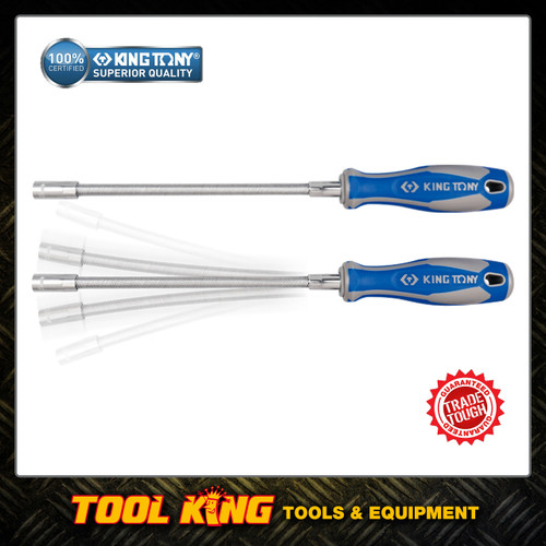 7mm Flexible nut driver for Hose clamps etc TOP QUALITY  King tony