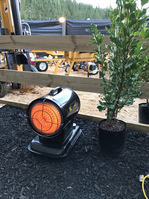 Workshop heater Radiant Diesel 70000BTU