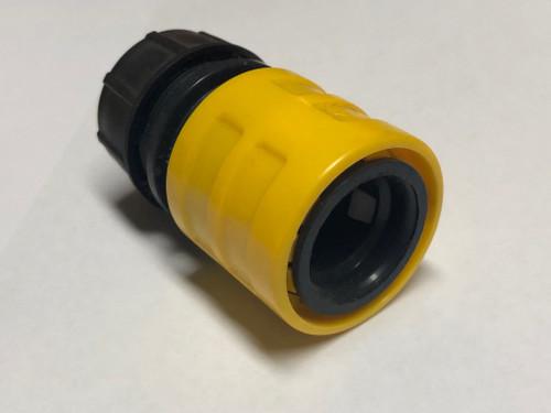 """Garden Hose Click on quick  connectors Pack of 18pcs suits 1/2"""" Garden hose"""