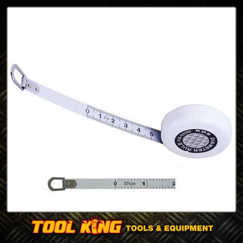Diameter tape measure For Forestry, lumber and pipes etc