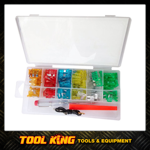 150pc Auto fuse Assortment pack