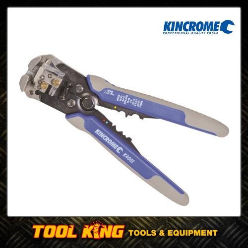 KINCROME automatic wire stripper and crimper