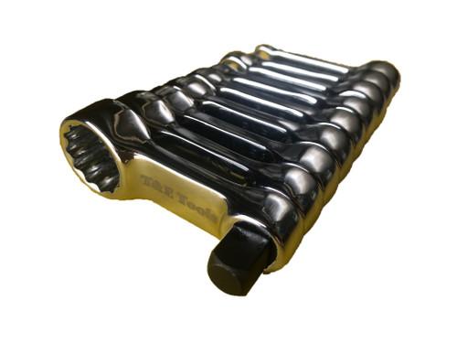 9pc Torque Adaptor set  3/8Dr SAE  T&E Tools