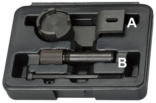 Holden Colorado / Chrysler / Jeep 2.8L Diesel CRD engine timing tool kit T&E Tools