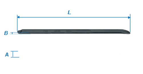 Tyre Lever dimensions