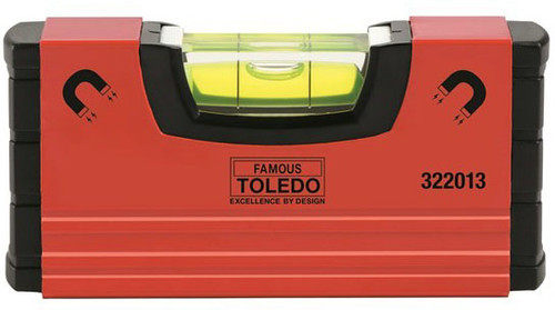 Mini magnetic level TOLEDO professional series