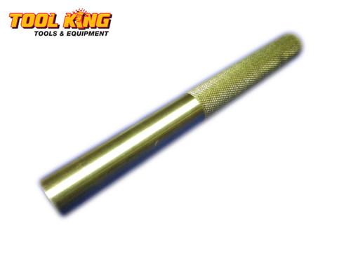 Brass punch Drift 25mm full length  Australian made