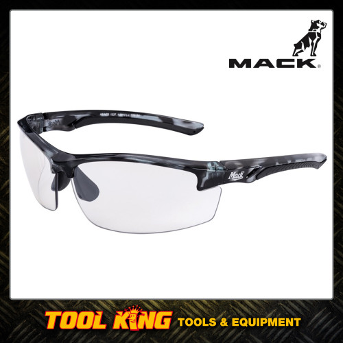 MACK Safety glasses FORCE  AS/NZ standard CLEAR