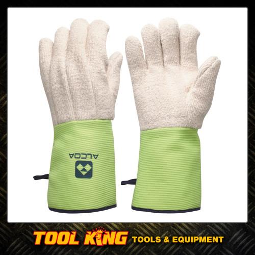 Heat resistant gloves  Frontier smelter King