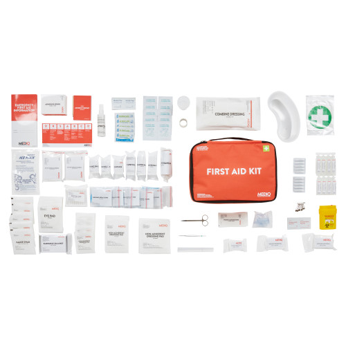 First Aid Kit Workplace response 1-25 people MEDIQ