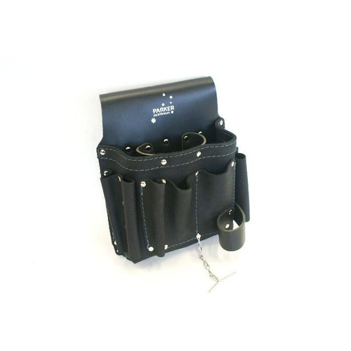 Leather Electricians Tool pouch Made in Australia EP-8