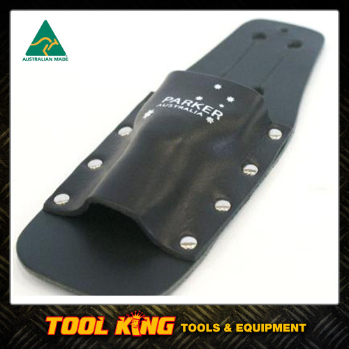 Leather Secateur holster Australian Made