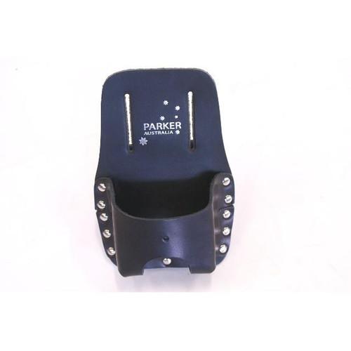Leather tape measure holster Australian Made