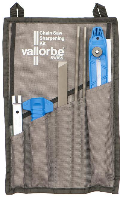Vallorbe Chainsaw sharpening Kit 7/32 SWISS