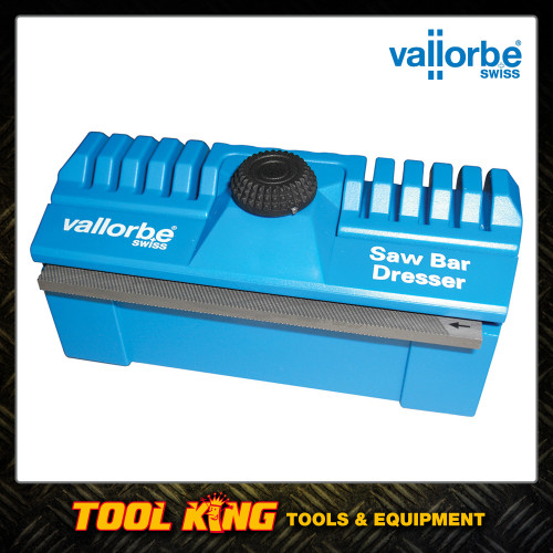 Vallorbe Swiss Chainsaw bar dresser
