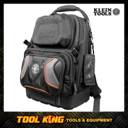 KLEIN Tradesman Pro™ Tool Master Tool Bag Backpack 48 Pockets