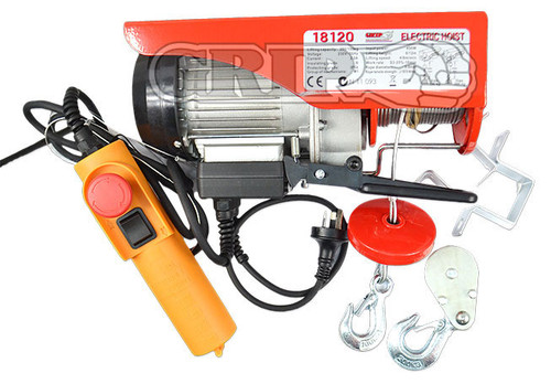 200Kg Electric Lifting Hoist winch type