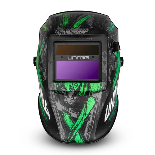 Unimig TOXIC Automatic welding Helmet
