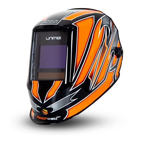 Unimig RAZOR Automatic welding Helmet