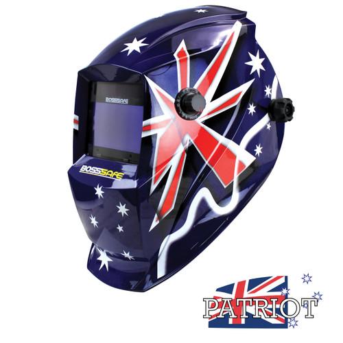 BOSSWELD PATRIOT Automatic welding helmet