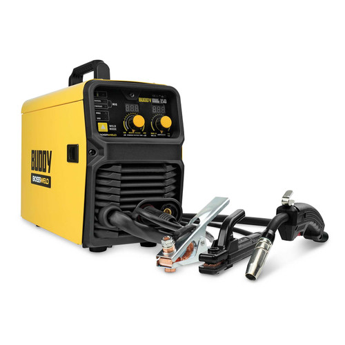 Bossweld Buddy MIG 150 Gas/Gasless Synergic MIG Inverter Welder