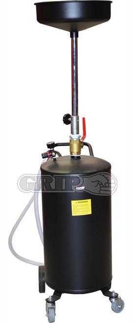 Pneumatic Oil Drainer Tank