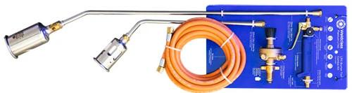 Weldclass LPG 02991 Torch Combo Kit with Regulator & Hose