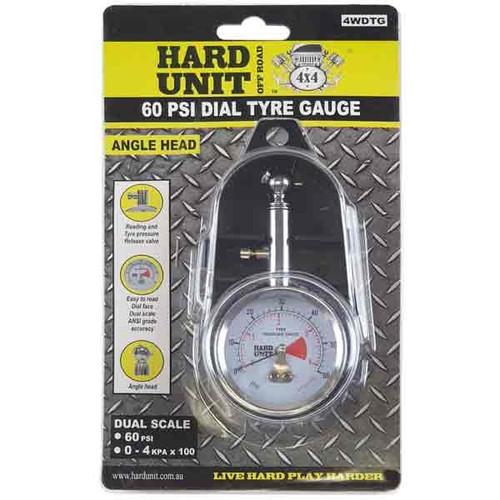 HARD UNIT 4WD Outback Tyre Gauge