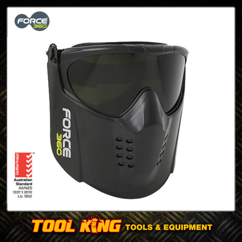 Force 360 Shade 5 Goggle & Mask combo for Oxy etc