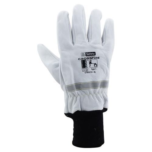 Crossfire Fire resistant Type 1 Wild Fire Gloves