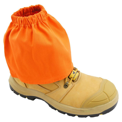 Overboot Sock protectors Orange