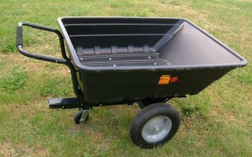 Poly Dump Cart Large