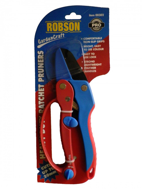 SECATEUR  RATCHET PRUNER
