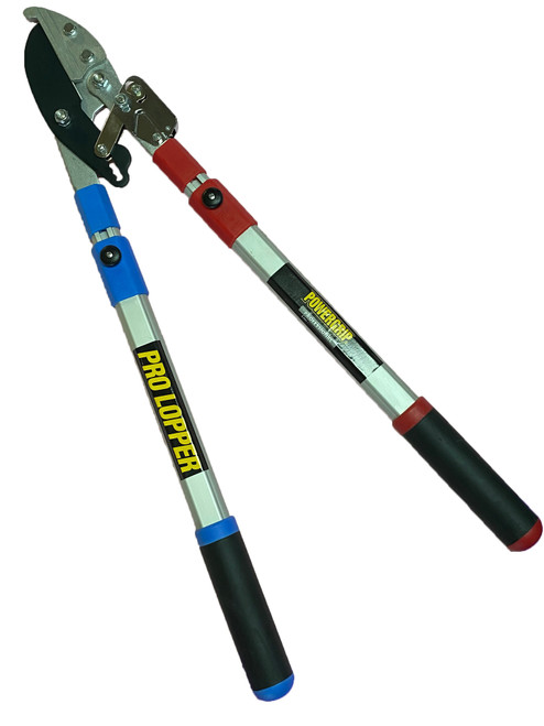 Ratchet garden lopper Telescopic Great for arthritis sufferers