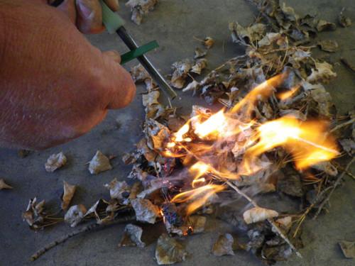 Fire Starter Stik