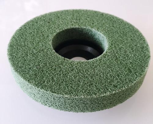 "Polishing disc for metal 4"" Green 400g"