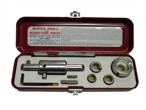 SUPER DRILL pack: LARGE METAL DRILL BIT
