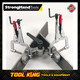 Adjustable angle Welding pliers Stronghand