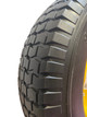 Wheel barrow wheel Flat free puncture proof 19mm bearing