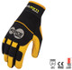 Force 360 Predator Leather Mechanics Glove Lg