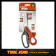 """Wiss 8-1/2"""" Stainless Steel All Purpose Tradesman Shears"""