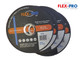 """CUTTING DISC 5"""" (125mm) ultra thin pack of 10 INDUSTRIAL QUALITY"""