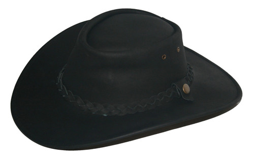 outback hat front